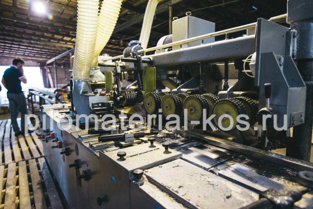 Производство профилированный брус в Костроме