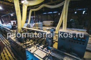 Профилированный брус в Костроме производство